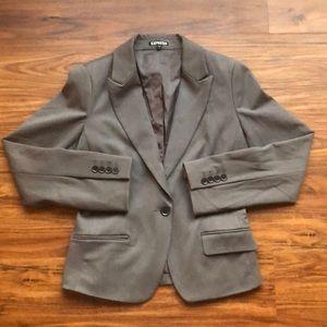 Express blazer size:8